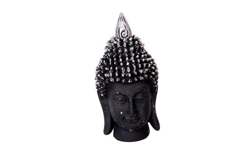 Unique Fiber Budha's Head 4''