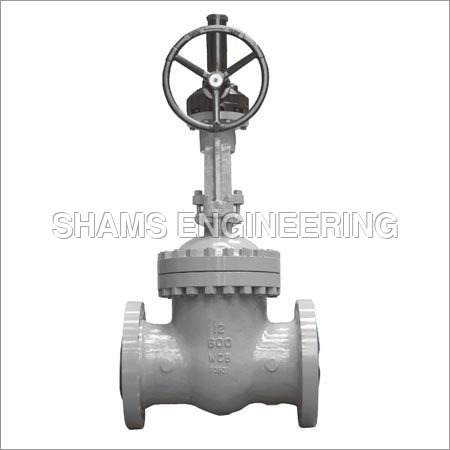 Gear Operated Gate Valves