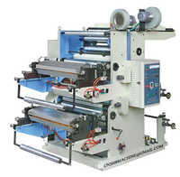 Two Colour Flexo Printer