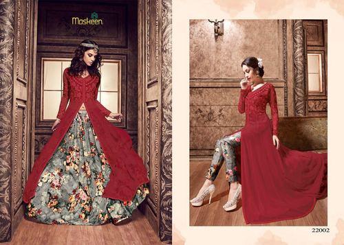 Buy Anarkali Designer Suits