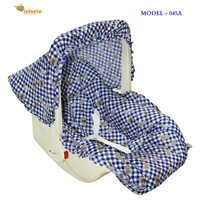 Checks Printed Babylove Carry Rocker DLX
