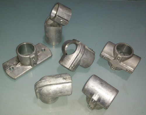 Slip On Pipe Railing Fittings
