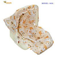 Peach Color Babylove Carry Rocker DX