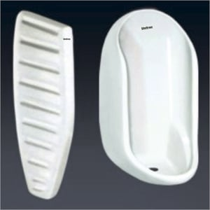 Partition Plate & Half Stall Urinal