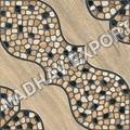 Stone Wood Cream Tiles