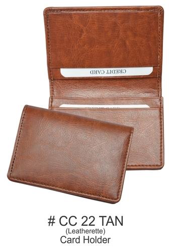 Credit Card Holder in Leatherette