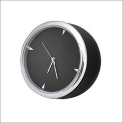 Round Display Clock