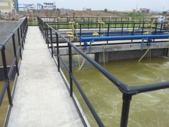 Municipal & Water Treatment Railing