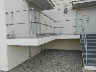 Railing (Industrial/Osha Handrails)