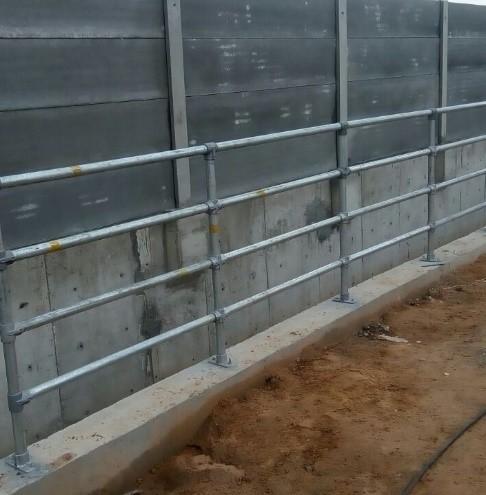 Metal Fence Railings