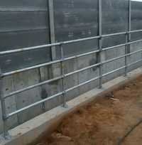 Metal Fence Railings