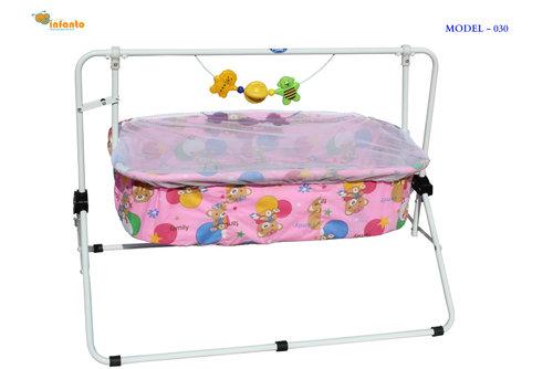 Portable Pink Comfy Cradle