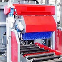 Shot Blasting Machine Brush Roller