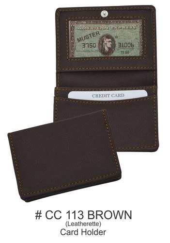 Customised Credit Card Holder