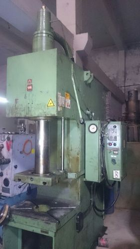 WMW PYE 40 HYDRAULIC PRESS 40 TONS