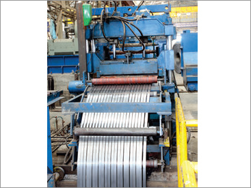 Narrow Slitting Lines
