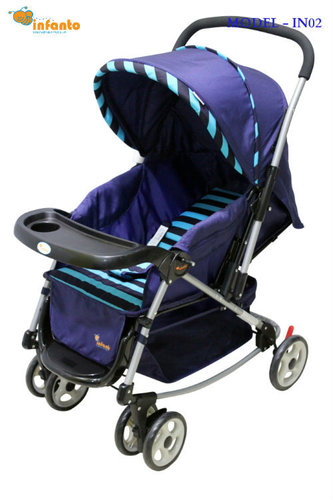 Jazz 2x1 Baby Stroller- New