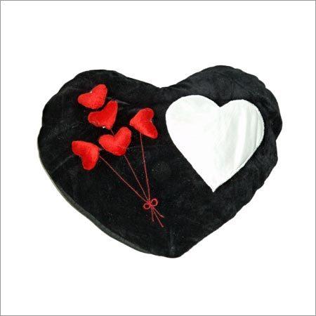 Sublimation Heart Shaped Cushion
