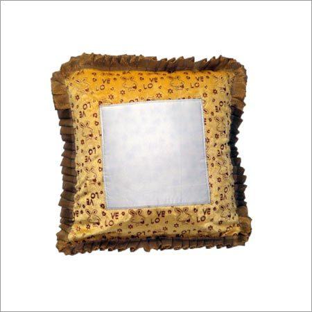 Sublimation square shaped Cushion