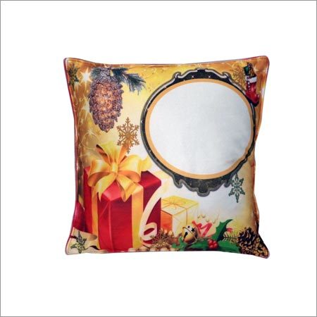 Sublimation Square Shaped Cushions
