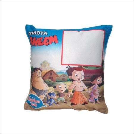Sublimation Square Shaped Cushion