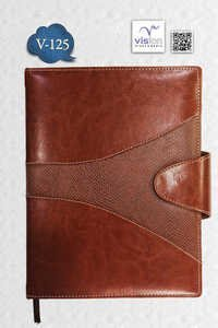 Promotional Diary in Leatherette Cover