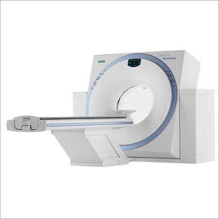 Dual  Slice Spiral CT Scanner