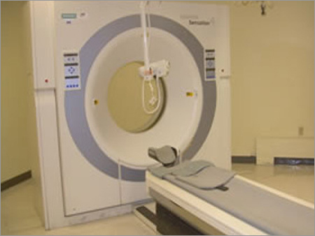CT Scanner Sansation 4 Slice