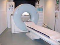 CT Scanner Spirit Dual slice