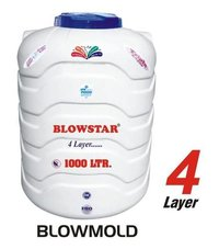 Blow Moulding Water Tank 4 Layer