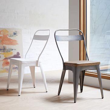 Iron Chairs