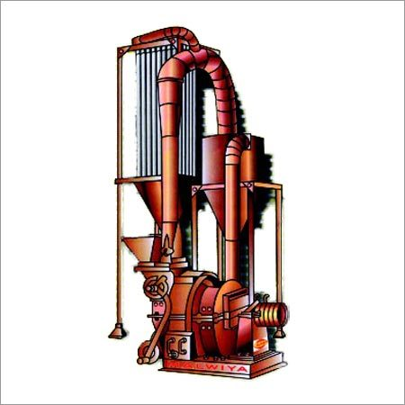 Industrial Pulverizer Machine
