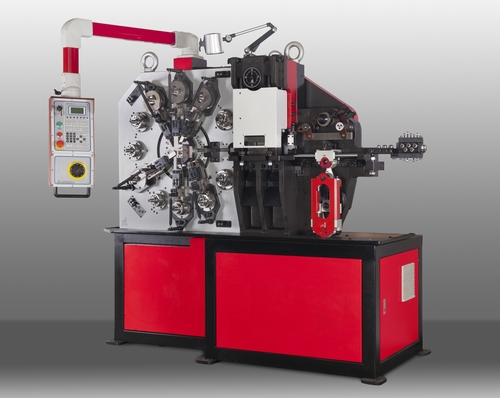Strip And Wire Forming Machine