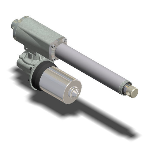 DC Motor Linear Actuator