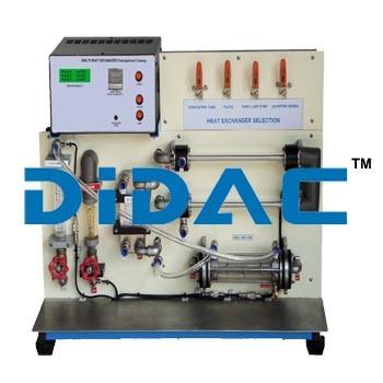 Multi Heat Exchanger Transparent Casing