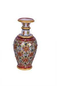 Antique Marble Flower Pot 6