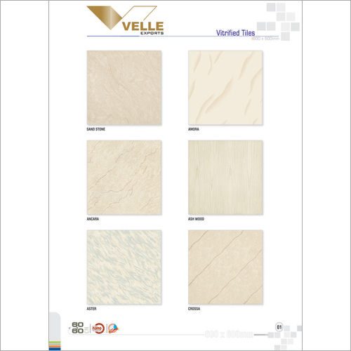 Nano Polished Vitrified Tiles