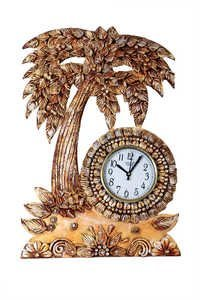 Unique Tree Wall Clock Paper Mesi