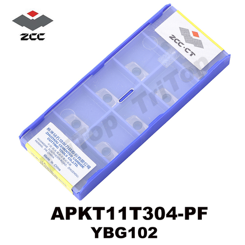 Zcct Carbide Inserts
