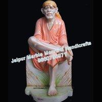 Marble Statue Sai Baba