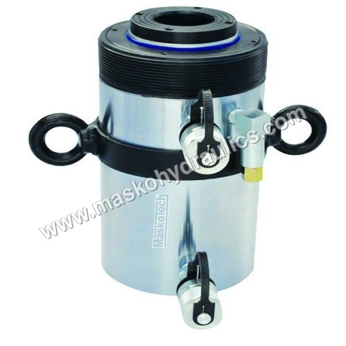 Hollow Plunger Double Acting Cylinder