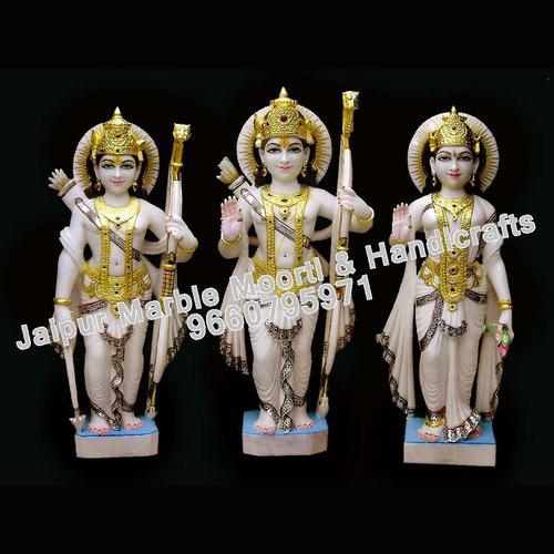 Marble Ram Darbar Statue