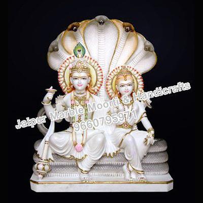 Marble Laxmi Narayan Moorti