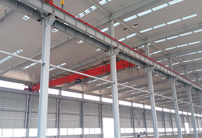 Steel Structure Buildings