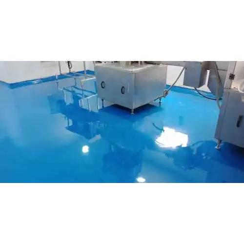 Floor coat & road marking paints