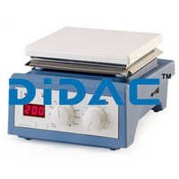 Digital Hotplate With Stirrer