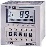 Autonics Temperature Controller, Timer And Counter