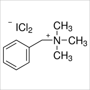 Benzyltrimethylammonium Dichloroiodate