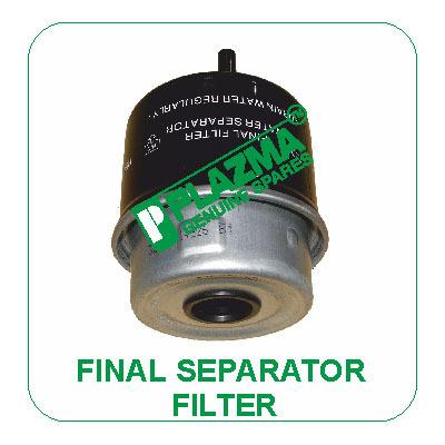 Final Separator Filter Green Tractor