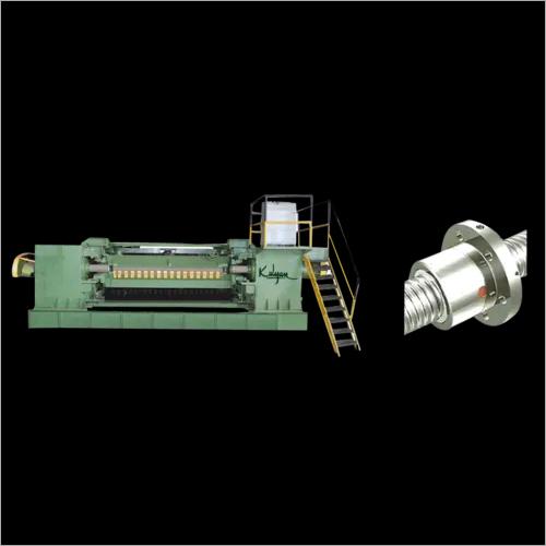 LOG PEELING LATHE MACHINE K.I.–2750 (VS), K.I.-2750
